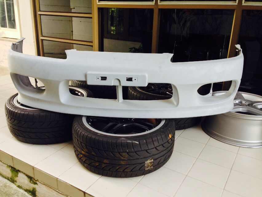 front bumper S15